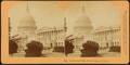 Capitol, East Front, Washington, D.C, by Kilburn, B. W. (Benjamin West), 1827-1909.png