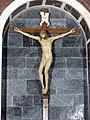 Cappella gondi di smn, crocifisso di brunelleschi, 1410-145 ca.JPG