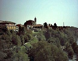 Capriate San Gervasio – Veduta