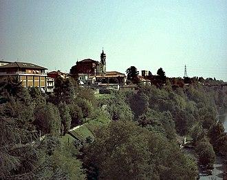 Capriate San Gervasio - Image: Capriate San Gervasio