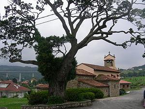 Santiago del Monte - church of Santiago de los Montes
