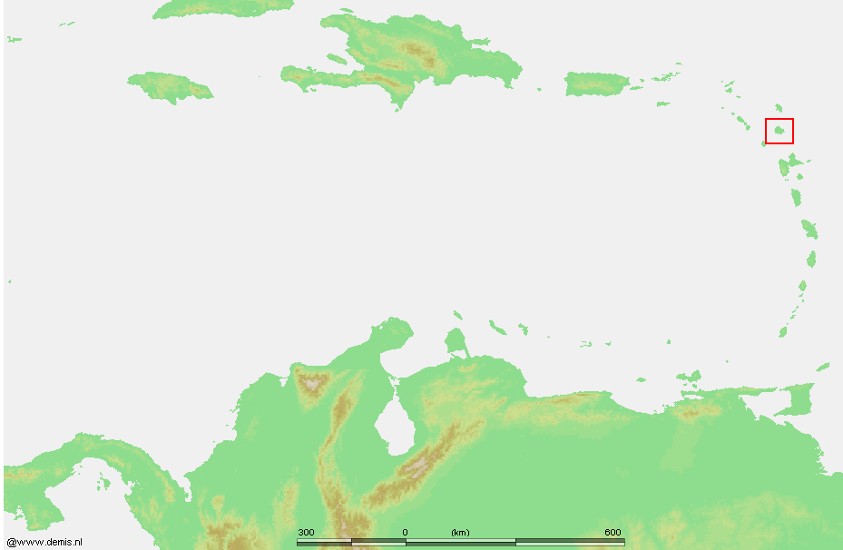 Caribbean - Antigua