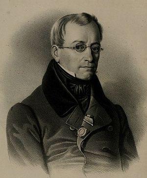 Carl Bernhard von Trinius - Carl Bernhard von Trinius.