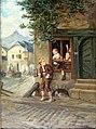Carl Ehrenberg (1840-1914), Die Schulschwänzer, D1999.jpg