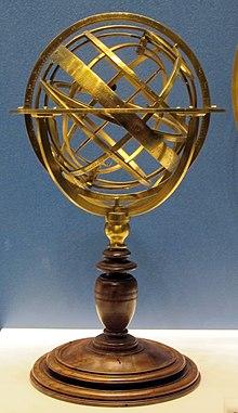 1835247b4d2 Sphère armillaire — Wikipédia