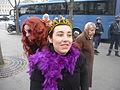 Carnaval des Femmes 2015 - P1360692 - Place du Châtelet (Paris).JPG