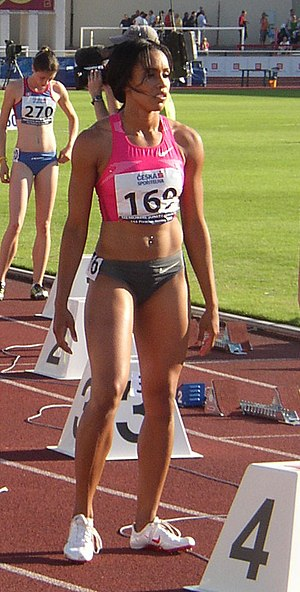 Puerto Rico at the 2008 Summer Olympics - Carol Rodríguez, the only female track athlete who represented Puerto Rico in Beijing