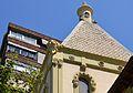 Casa de les Bruixes d'Alacant, detalls de la teulada.JPG
