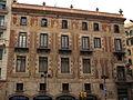 Casa del Gremi de Velers, façana de la Via Laietana.jpg