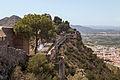 Castell de Xàtiva North Muralles.jpg
