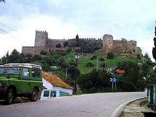 Castellar de la Frontera Municipality in Andalusia, Spain
