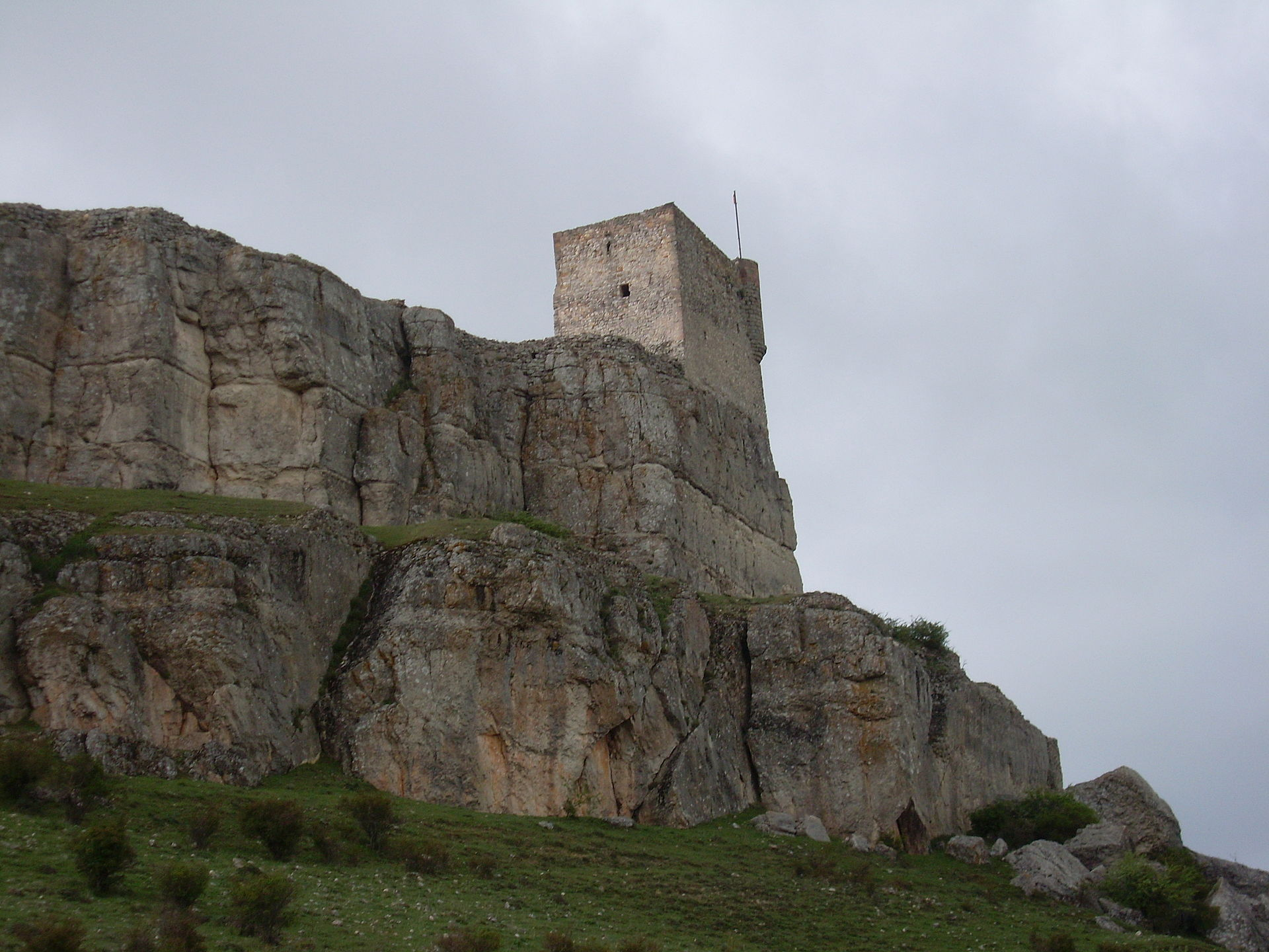 castillo de atienza  u2013 wikipedia