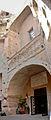 Castro Pretorio - santa Maria degli Angeli ingresso sacrestia 00867-8.JPG
