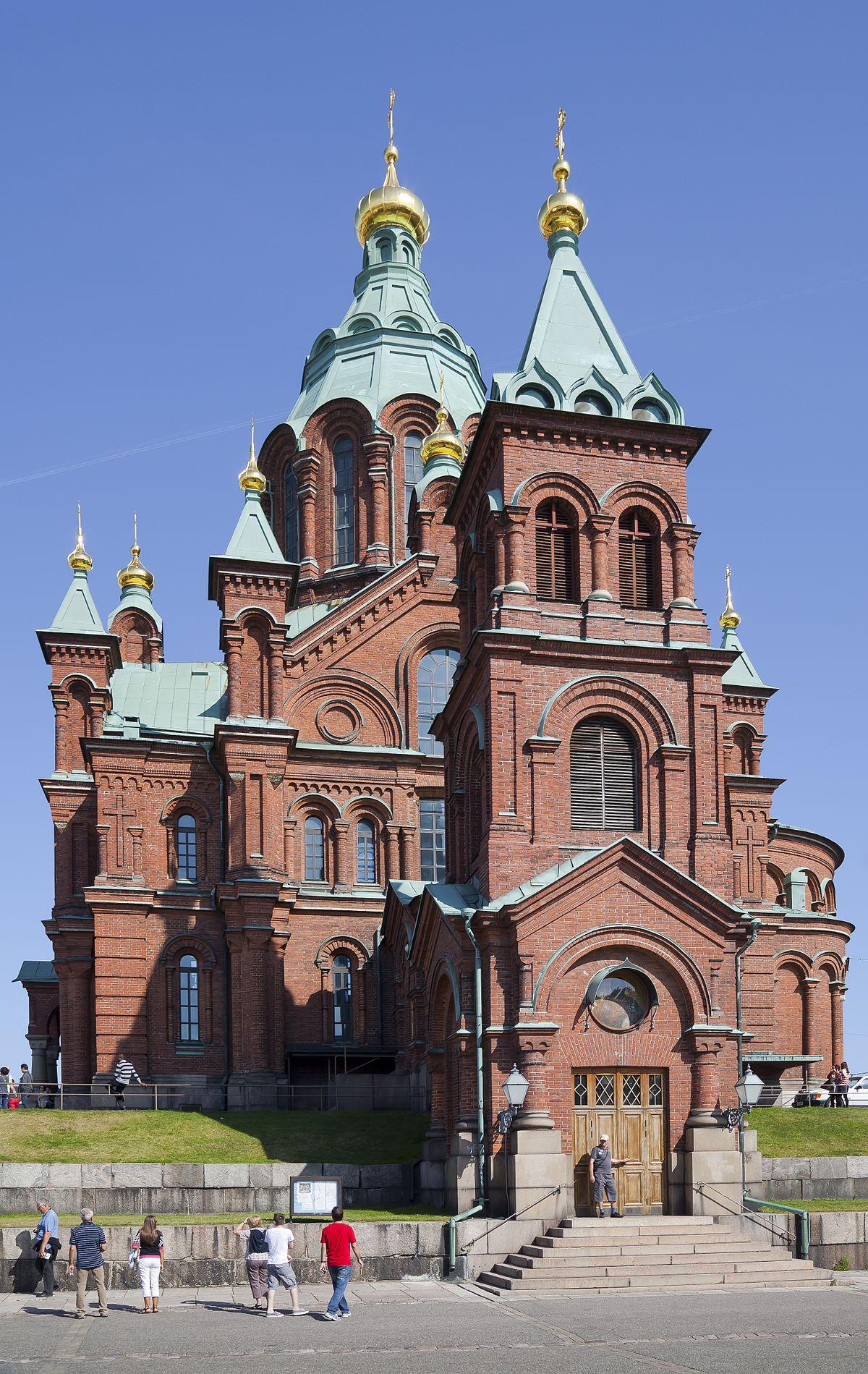 Cattedrale della Dormizione (Helsinki) - Wikipedia