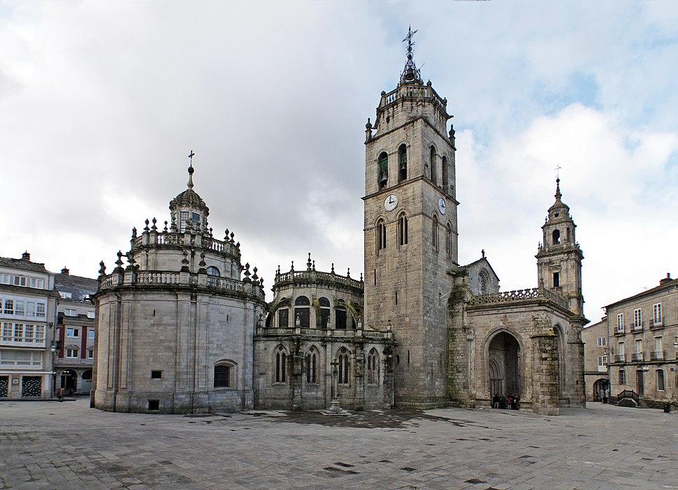 Catedral de Santa Maria, Lugo