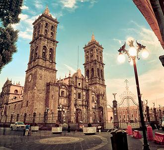 Puebla Cathedral - Puebla Cathedral