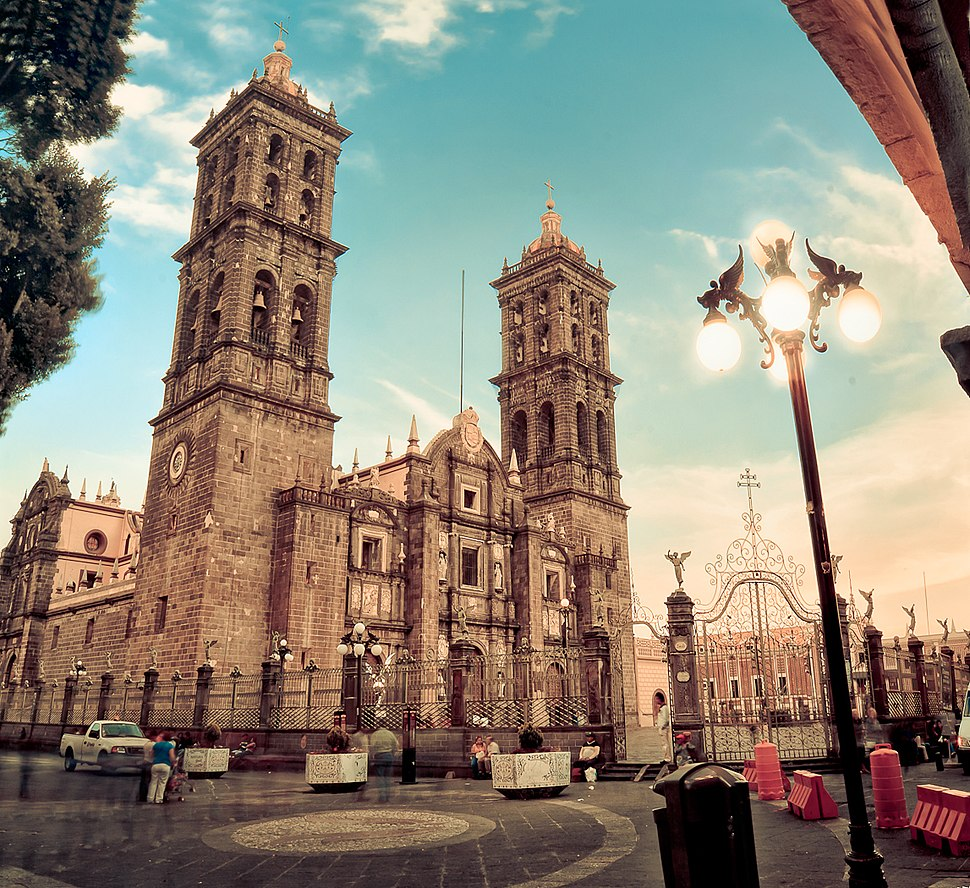 Catedral y Tarde