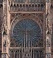 Cathédrale Notre-Dame - extérieur - rosace (Strasbourg).jpg