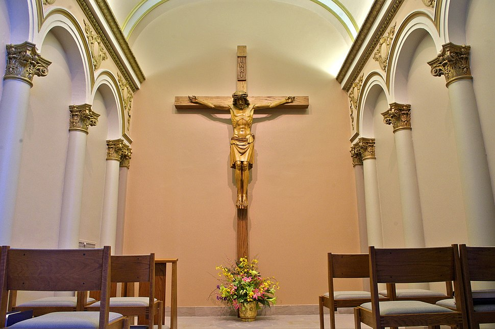 Cathedral of the Incarnation (Nashville, Tennessee) - interior, Reconciliation Chapel