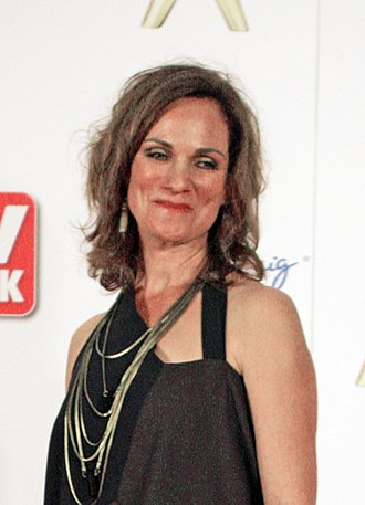 Catherine McClements - Catherine McClements at the 2011 Logie Awards