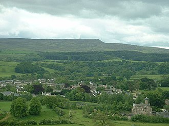 Caton-with-Littledale - Image: Caton Village geograph.org.uk 13172