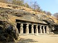 Cave 3 Elephanta Caves Elephanta Island India - panoramio.jpg