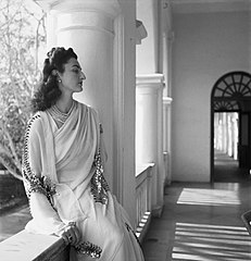 Cecil Beaton Photographs- Political and Military Personalities; Durri Shehvar, Princess IB783.jpg