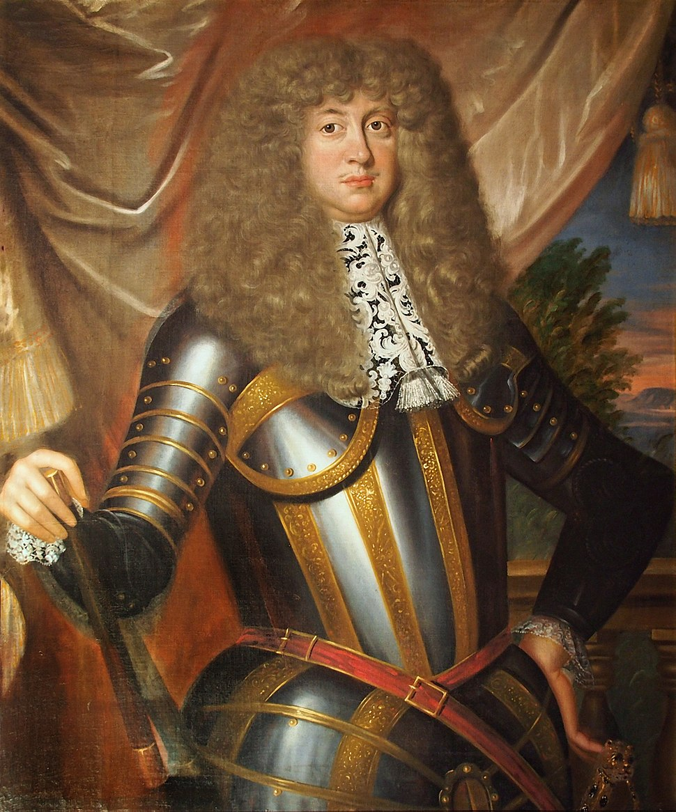 Celle Schloss Ernest Augustus, Elector of Hanover 01