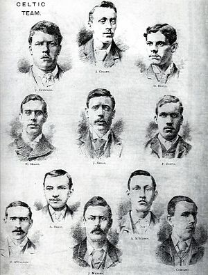 1891–92 Scottish Cup - 1892 Scottish Cup winners.
