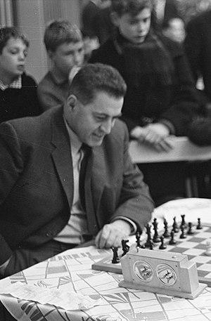 Čeněk Kottnauer - Cenek Kottnauer, Beverwijk 1962