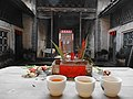 Censer and Tea Offering to Ancestor - 20140204.jpg