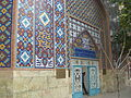 Central mosque (blue) of Yerevan 06.JPG
