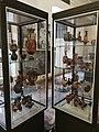Certosa di Padula - Teche nel museo.jpg