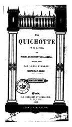 Miguel de Cervantes: L'Ingénieux Hidalgo Don Quichotte de la Manche