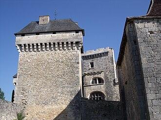 Ajat - Château d'Ajat