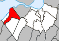 Châteauguay Quebec location diagram.PNG