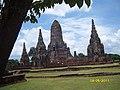 Chai Wattanaram Temple - panoramio.jpg