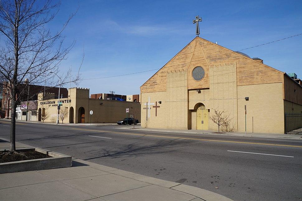 Chaldean Sacred Heart Church & Chaldean Center of America