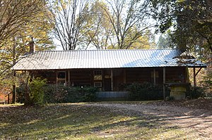 National Register of Historic Places listings in Drew County, Arkansas - Image: Champ Grubbs House