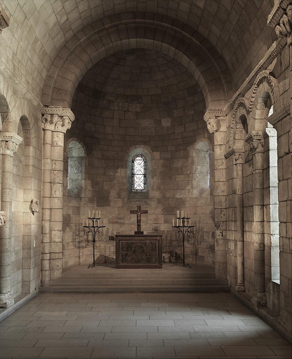 Chapel from Notre-Dame-du-Bourg at Langon MET DP255163