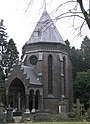 Chapel of Tongerseweg Cemetery, Maastricht, the Netherlands - 20110312-02.jpg