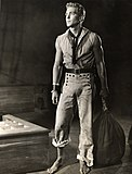 Charles Nolte as Billy Budd, Broadway, 1951