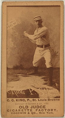 Charles 'Silver' King (baseball card).jpg