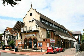 London Borough of Sutton - Charles Cryer Theatre, Carshalton