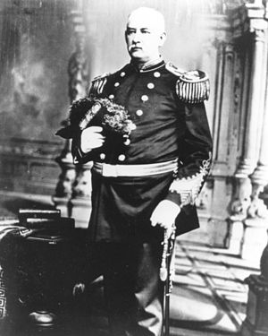 Charles Grymes McCawley - 8th Commandant of the Marine Corps (1875-1891)