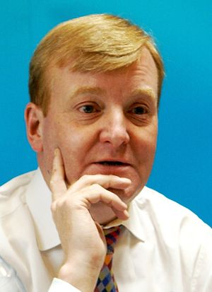 Liberal Democrats leadership election, 1999 - Image: Charles Kennedy MP (cropped)