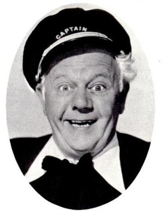 "Charles Winninger - Winninger in 1937 as ""Captain Henry"" on the radio show Maxwell House Show Boat"