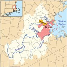 Boston Harbor Wikipedia