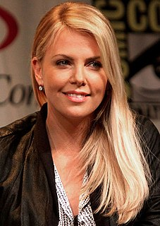 Charlize Theron filmography Cataloging of performances by the South African–born American filmmaker