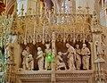 Chartres Cathédrale Notre-Dame de Chartres Innen Chorschranke 09.jpg
